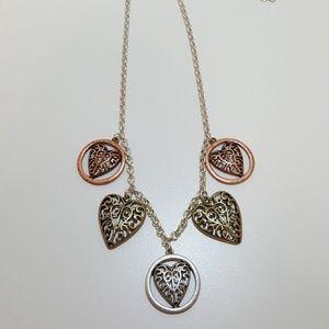 Premier Designs Heart Necklace